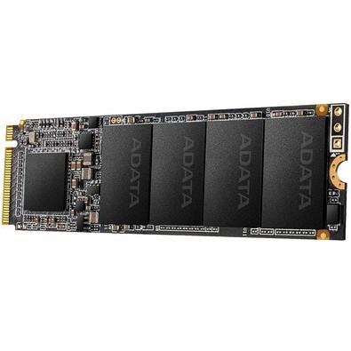 SSD Adata XPG SX6000, 256GB, M.2, Leitura 2100MB/s, Gravação 1500MB/s - ASX6000PNP-256GT-C