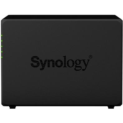 Storage Synology NAS DiskStation, Sem Disco, 4 Baias - DS918+