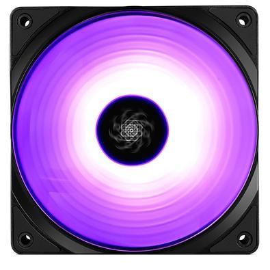 Cooler DeepCool CF 120, RGB, 12cm - DP-FA-RGB-CF120-1