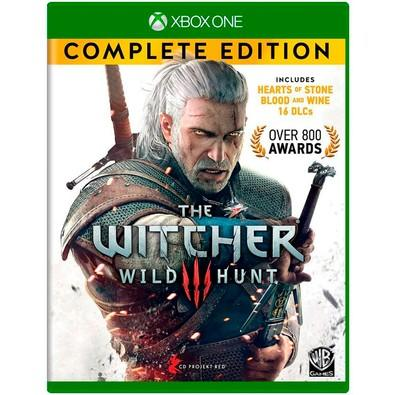 Game The Witcher 3 Complete Edition Xbox One