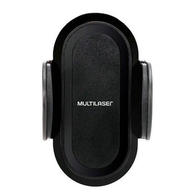 Carregador Veicular Multilaser Sem Fio, 10W, Suporte para Smartphone - CB131