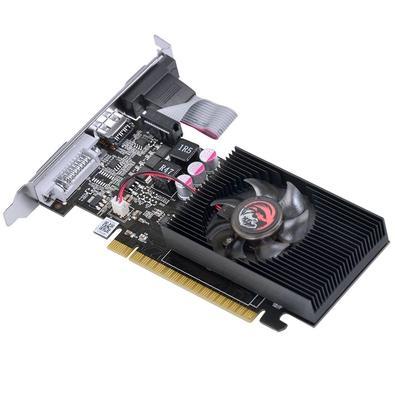 Placa de Vídeo PCYes NVIDIA GeForce GT 730 2GB, DDR3 - PW730GT12802D3LP