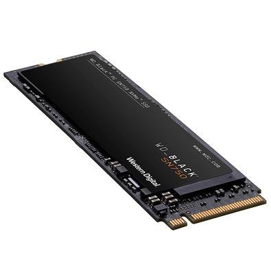 SSD WD Black, 250GB, M.2, Leitura 3100MB/s, Gravação 1600MB/s - WDS250G3X0C