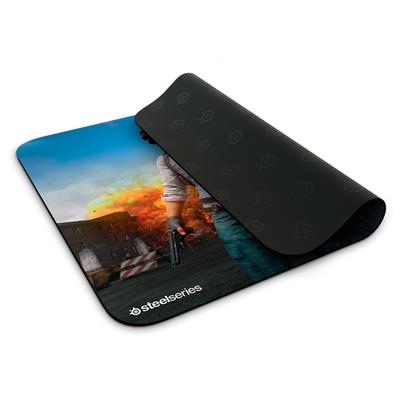 Mousepad Gamer Steelseries QcK+ Pubg Erangel, Grande (450x400mm) - 63807