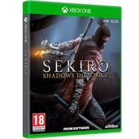 Game Sekiro Shadows Die Twice Xbox One