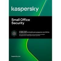 Kaspersky Small Office Security 2020 6 Multidispositivos 5 PCs + 5 Mobile + 1 Server - Digital para Download