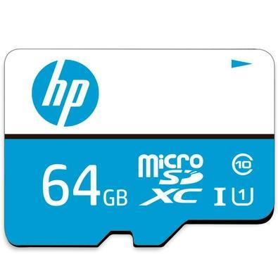 Cartão de Memória HP mi210, 64GB, SDHC UHS-I - HFUD064-001