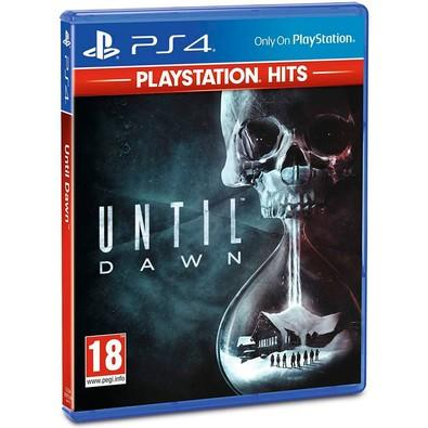 Game Until Dawn Hits PS4