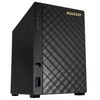 Storage Asustor V2 Marvell NAS 512MB, HD 2TB, 2 Baias - AS1002T2000