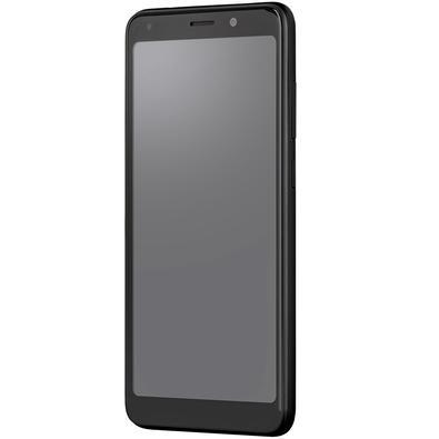 Smartphone Semp Go! 5E, 16GB, 13MP, Tela 5.5´, Preto
