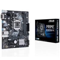 Placa-Mãe Asus Prime B365M-K, Intel LGA 1151, mATX..