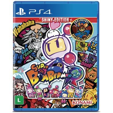 Jogo Super Bomberman R - Playstation 4 - Konami