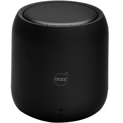 Caixa de Som Dazz Fun, Bluetooth, 3W, Preta - 6014223