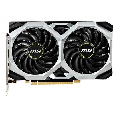 Placa de Vídeo MSI NVIDIA GeForce GTX 1660 Ti Ventus XS 6G OC, GDDR6