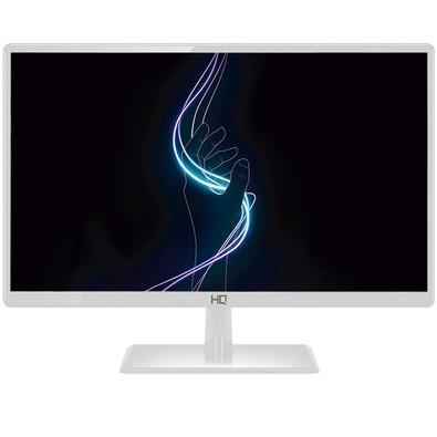 Monitor HQ LED 21.5´ Widescreen, Full HD, HDMI/VGA, 2ms, Branco - 21,5WHQ-LED