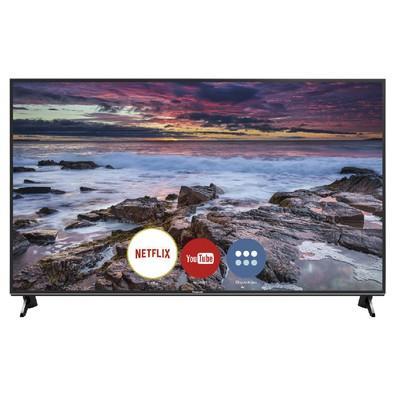 Smart TV LED 55´ UHD 4K Panasonic, 3 HDMI, 3 USB, Bluetooth, Wi-Fi, HDR - 55FX600B