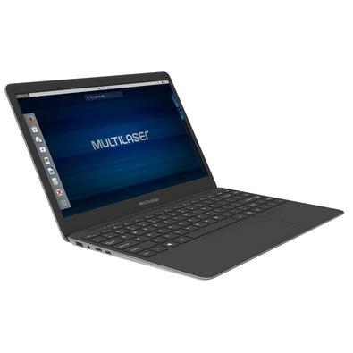 Notebook Multilaser Legacy, Intel Celeron N3350, 4GB, 500GB, Linux, 14´, Cinza - PC231