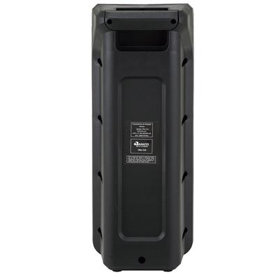 Caixa de Som Amplificadora TRC 219, Bluetooth, USB, LED, Speaker 4´, 35W