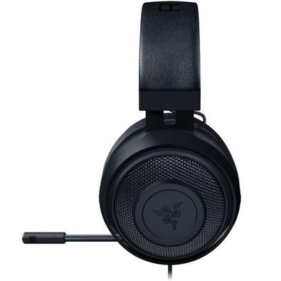 Headset Gamer Razer Kraken, Drivers 50mm, Preto - RZ04-02830100-R3U1