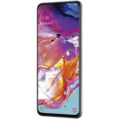 Smartphone Samsung Galaxy A70, 128GB, 32MP, Tela 6.7´, Preto - SM-A705MN/1DL