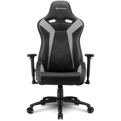 Cadeira Gamer Sharkoon Elbrus 3, Black Gray