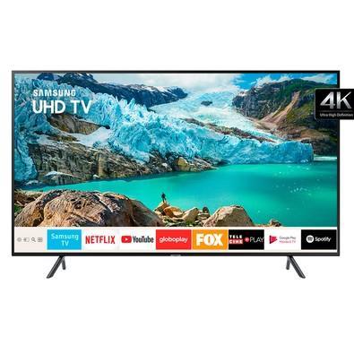 Smart TV LED 65´ UHD 4K Samsung, 3 HDMI, 2 USB, Bluetooth, Wi-fi, Controle Remoto Único, HDR Premium - UN65RU7100GXZD