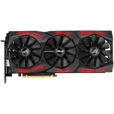 Placa de Vídeo Asus ROG Strix NVIDIA GeForce RTX 2060 EVO 6GB, GDDR6 - ROG-STRIX-RTX2060-A6G-GAMING