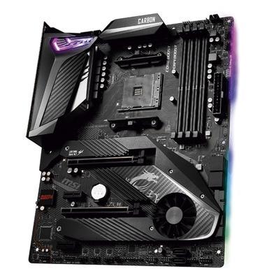 Placa-mãe MSI MPG X570 Gaming Pro Carbon Wi-Fi, AMD AM4, ATX, DDR4