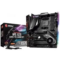 Placa-mãe MSI MPG X570 Gaming Pro Carbon Wi-Fi, AMD AM4, ATX, DDR4