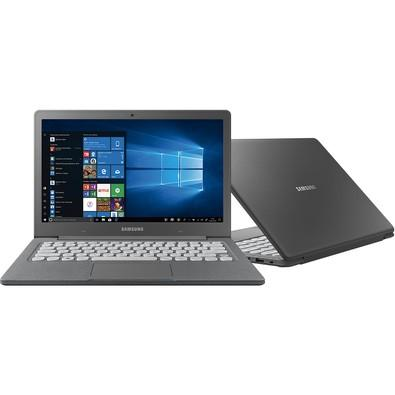 Notebook Samsung Flash F30, Intel Celeron N4000, 4GB, SSD 64GB, Windows 10 Home, 13.3´, Grafite - NP530XBB-AD1BR