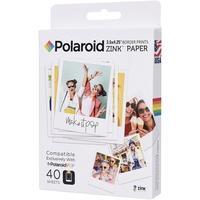 Papel Fotográfico Polaroid POP 10, 40 Fotos - POLZL3X440