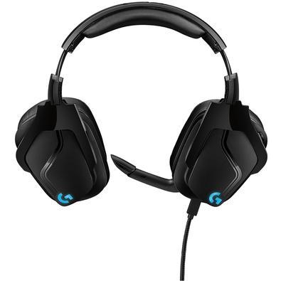 Kit Gamer Logitech G - Mouse G903 Hero Sem Fio RGB Lightsync 16000DPI + Headset G935 Sem Fio RGB, Som Surround 7.1, Drivers Pro-G de 50mm