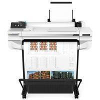 Plotter HP Designjet T530 24´, Jato de Tinta, Colorida, Wi-Fi, Bivolt - T530