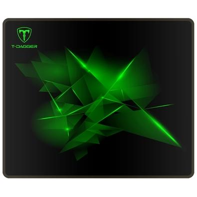 Mousepad Gamer T-Dagger Geometry S, Pequeno (290x240mm) - T-TMP101