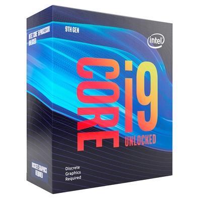 Processador Intel Core i9-9900KF Coffee Lake Refresh, Geração, Cache 16MB, 3.6GHz (5.0GHz Max Turbo), LGA 1151, Sem Vídeo - BX80684I99900KF