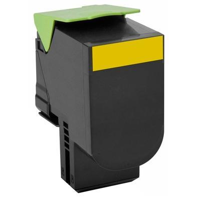 Toner Lexmark para CS417dn/CX417de, Amarelo - 71B40Y0