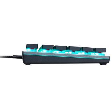 Teclado Mecânico Gamer Cooler Master SK630, RGB, Switch Cherry MX RGB, PT - SK-630-GKLR1
