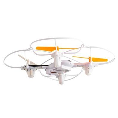 Drone Multilaser Fun Move, Flips em 360°, Alcance Máx 30m, com Controle Remoto, Branco - ES254