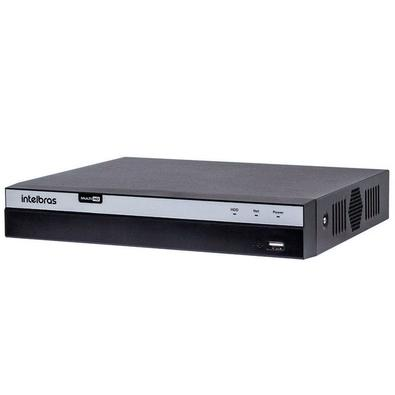 Gravador DVR Intelbras Stand Alone, 04 Canais, MHDX 3104, Multi HD, Sem HD - 4580330
