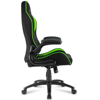 Cadeira Gamer Sharkoon Elbrus 1, Black Green