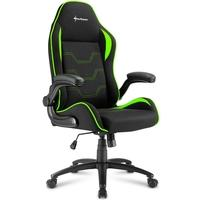 Cadeira Gamer Sharkoon Elbrus 1, Black Green