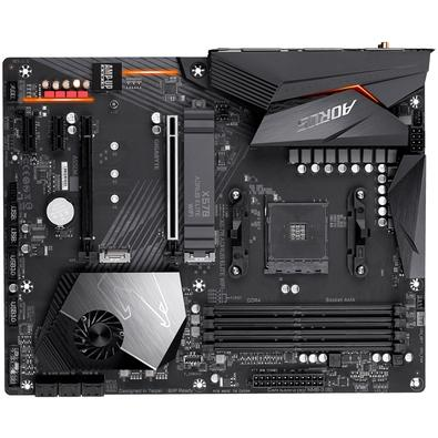 Placa-Mãe Gigabyte Aorus X570 Aorus Elite Wifi, AM4, ATX, DDR4