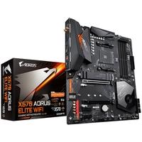 Placa-Mãe Gigabyte X570 Aorus Elite Wifi, AM4, ATX, DDR4