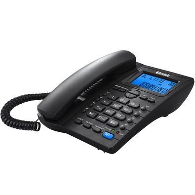 Telefone Bright New Capta Phone Top, com Fio, com Headset, Identificador de Chamadas