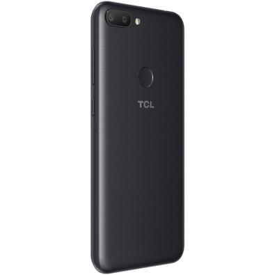 Smartphone TCL L10, 32GB, 16MP, Tela 5.5´, Preto + Capa e Película - 5124J-PALCBR2