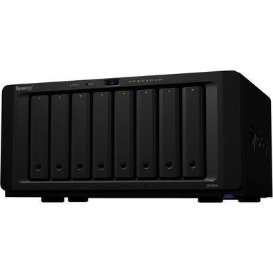 Storage Synology NAS  DiskStation DS1819+, Sem Disco, 8 Baias - DS1819+