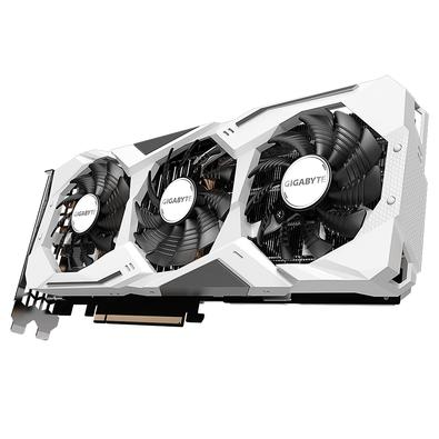 Placa de Vídeo Gigabyte NVIDIA GeForce RTX 2060 Super Gaming 3X White 8G, GDDR6 - GV-N206SGAMINGOC WHITE-8GD