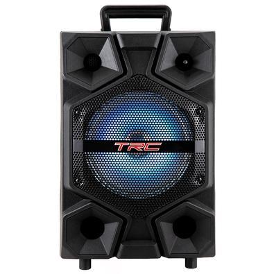 Caixa de Som Amplificada TRC 512, Bluetooth, USB, LED, 150W RMS - TRC 512