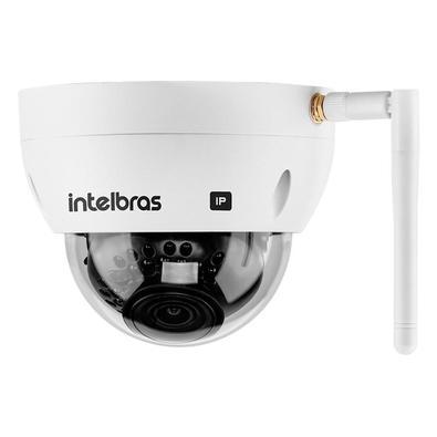 Câmera Dome IP VIP 3230 D W Intelbras, Wi-Fi, Lente 2.8mm, 2.0MP, IR 30m, Infravermelho - 4564191