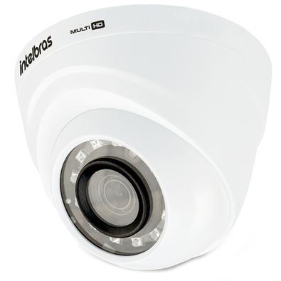 Câmera Dome Intelbras Multi HD VHD 1220 D G4, Lente 2.8mm, IR 80m, Infravermelho - 4565267